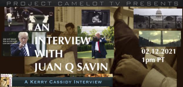 Συνέντευξη του Juan O Savin